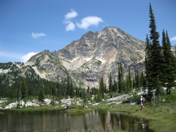 High Country McKean Basin - photo by Leonard Block