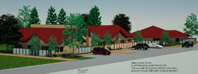 Slocan Housing  Project Concept