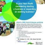 Social Enterprise Workshop @ Slocan Park Hall