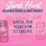 JUNK HUNT Vintage & Artisan Market @ Silverton | British Columbia | Canada