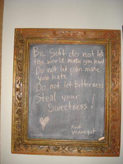 Handmade Chalkboards