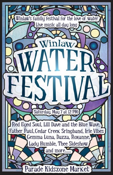 Water Day poster 2016
