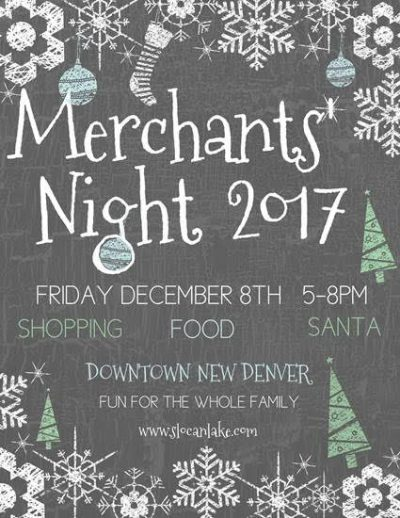 Merchants' Night in New Denver @ New Denver | British Columbia | Canada
