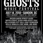 Sandon- Valley of the Ghosts Music Festival 2018 @ Sandon | British Columbia | Canada