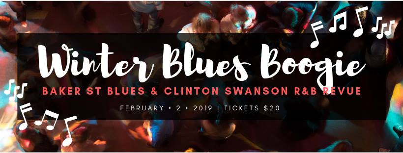 Winter Blues Boogie @ Memorial Hall