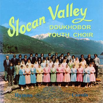 Slocan-Valley Doukhobor Youth Choir