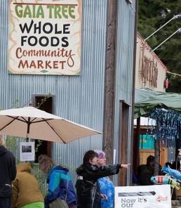 gaia whole foods community market